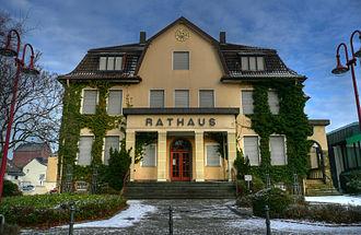Merzenich - Merzenich Town hall
