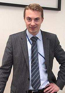 Morten Messerschmidt Danish politician