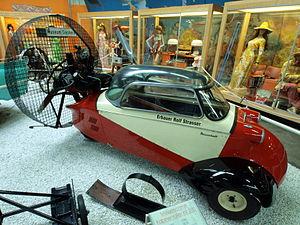 Messerschmitt Kabinenroller KR 200, Rolf Strasser pic3.JPG