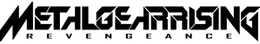 Metal Gear Rising logo.png