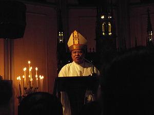 Roman Catholic Archdiocese of Semarang - Ignatius Suharyo Hardjoatmodjo