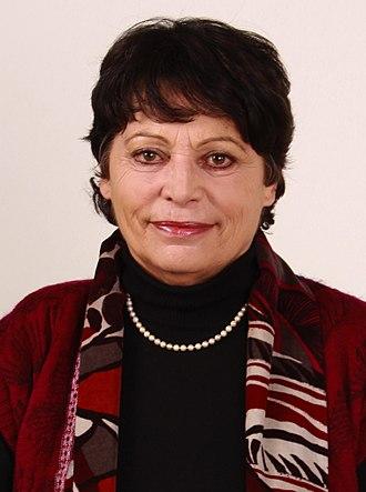 Michèle Rivasi - Image: Michèle Rivasi,France MIP Europaparlament by Leila Paul 2
