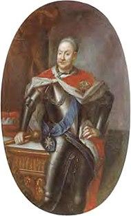 Michał Servacy Višniaviecki. Міхал Сэрвацы Вішнявецкі (1730-49)