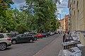 Michajlaŭski lane (Minsk).jpg