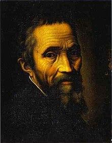Michelangelo vers 1504
