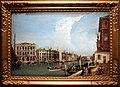 Michele marieschi, canal grande con la ca' pesaro e palazzo foscarini-giovannelli dal campiello di palazzo gussoni.JPG