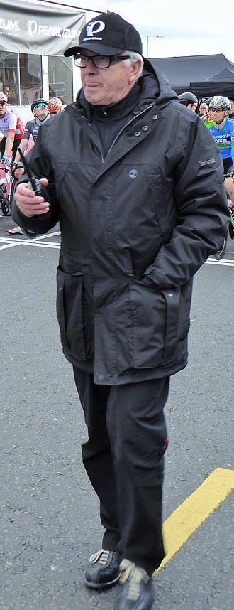 Michael Bennett (cyclist) - Bennett in 2015