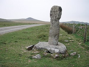 St Breward - Middle Moor cross