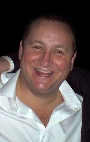 Mike Ashley (businessman) - Mike Ashley in 2008