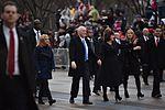 Mike Pence in Inaugural parade 01-20-17.jpg