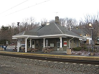 Millington station NJ Transit rail station