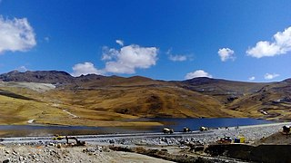 Mineral industry of Peru