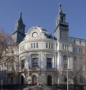 Ministry of Agriculture and Food (Bulgaria) - Ministry of Agriculture and food edifice in Sofia