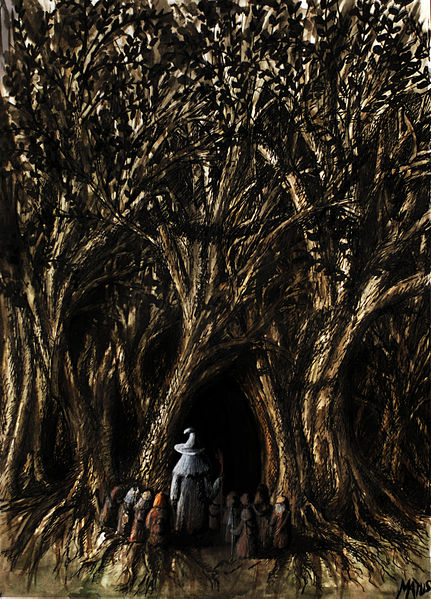 File:Mirkwood - entrance.jpg