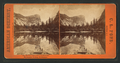 Mirror Lake and its reflections, Yosemite Valley, California, by Pond, C. L. (Charles L.).png