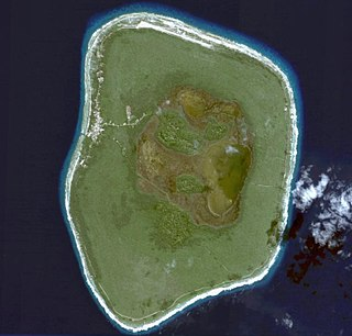 Mitiaro island
