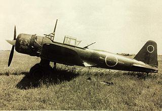 1939 attack aircraft family by Mitsubishi