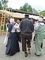 Mittelalter Fest bei der Waldenfelshalle - panoramio.jpg