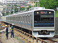 Model 3000-Eighth of Odakyu Electric Railway.JPG