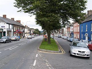 Moira, County Down village and civil parish in County Down, Northern Ireland