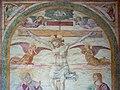 Monastero di Santa Maria Assunta a Monte Oliveto Minore crocifissione dettaglio San Gimignano.jpg