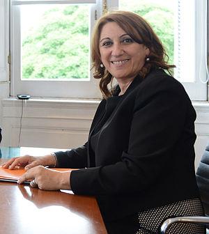 Mónica Fein - Image: Monica Fein en 2015 (cropped)