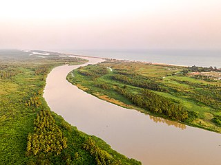 Mono River Major river of eastern Togo