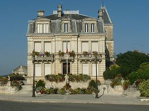 Montbron - Town hall