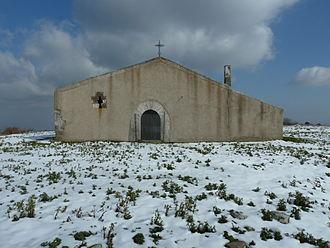 Monte Santo (Siligo) - Image: Monte Santo Chiesa Sant'Elia ed Enoch