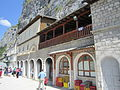 Montenegro = Ostrog monastery.JPG