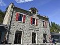 Montenvers - station van de chemin de fer de Montenvers 1913 m 10-9-2017 11-55-29.JPG