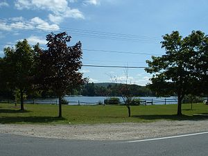 Monterey, Massachusetts - Lake Garfield