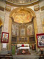 Monti s Bernardino in Panisperna - altare maggiore 1170748.JPG
