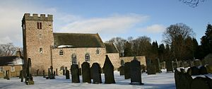 Monymusk - Image: Monymusk Church 1