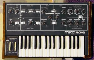 Moog Prodigy - Moog Prodigy