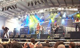 Moonsorrow in 2006