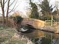 Moor Lane bridge over the Duke of Northumberland's River - geograph.org.uk - 1752150.jpg