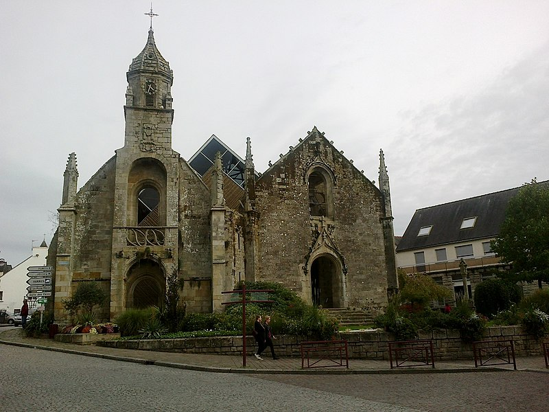 Morbihan Locmine Saint-Sauveur