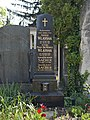 Moriz Wlassak grave, Vienna, 2018.jpg