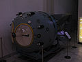 Moscow Polytechnical Museum, the first Soviet atomic bomb (4927130829).jpg
