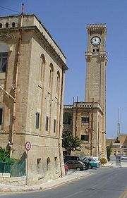 Mtarfa Clock Tower