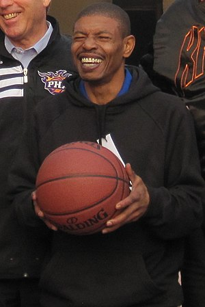 Muggsy Bogues - Bogues in Delhi in 2011