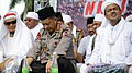 Muhammad Arifin Ilham, Tito Karnavian, and Muhammad Rizieq Shihab while attending the Action for Defending Islam on December 2, 2016.jpg