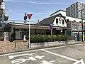 Mukogaoka-yuen-south-station-building.jpg