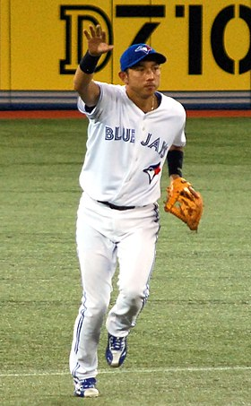 Munenori Kawasaki on April 15, 2013 (1).jpg