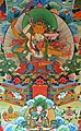 Mural of Manjusri at Namdroling.jpg