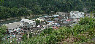 Nishimera, Miyazaki Village in Kyushu, Japan