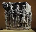Musée de Cluny Naissance de la sculpture gothique Chapiteau Trois saints Abbatiale Saint-Denis 05012019 2.jpg