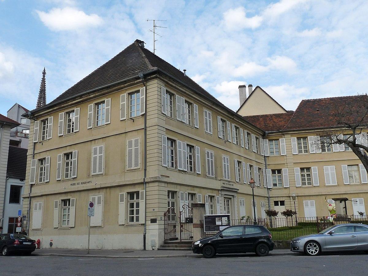 Mus e des beaux arts de mulhouse wikidata - Chambre des metiers mulhouse ...