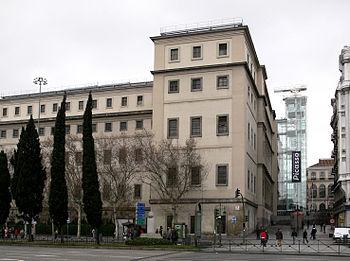 Museo Nacional Centro de Arte Reina Sof%C3%ADa 2008